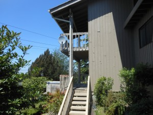 Earthquake Safety For Second Story Deck