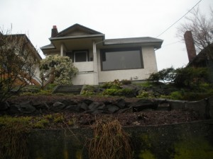 Home on Queen Anne Hill